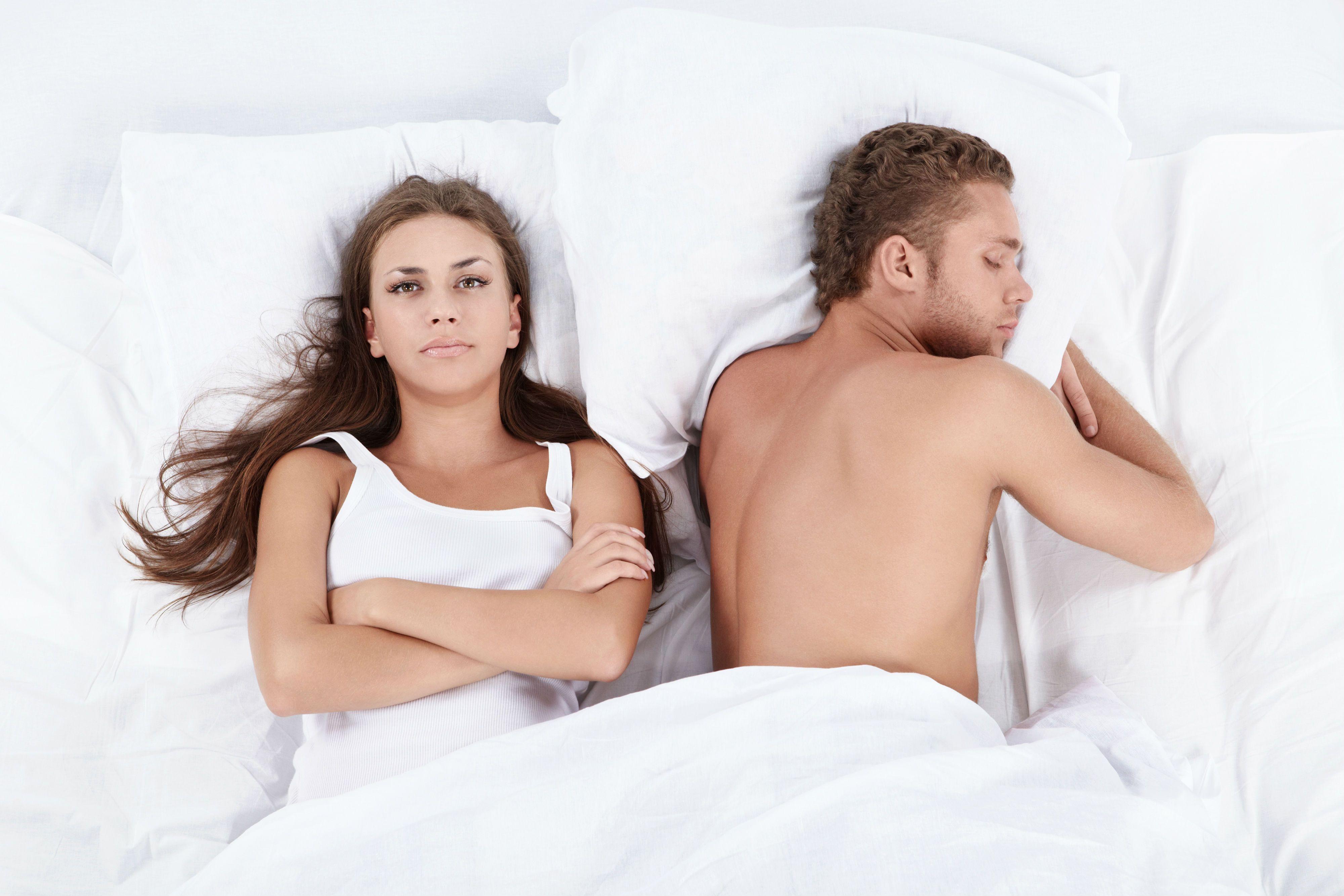 Причины если муж не занимается с женой сексом 9 фотография