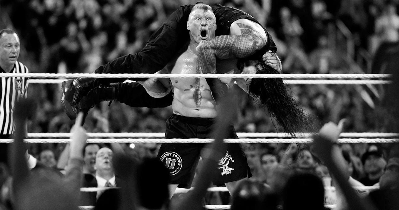 10 Incredible Statistics About Brock Lesnar You Don't Want to Miss