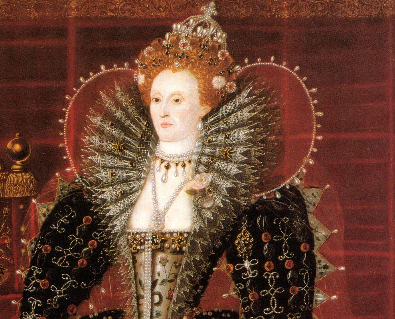 10. Elizabeth I of England