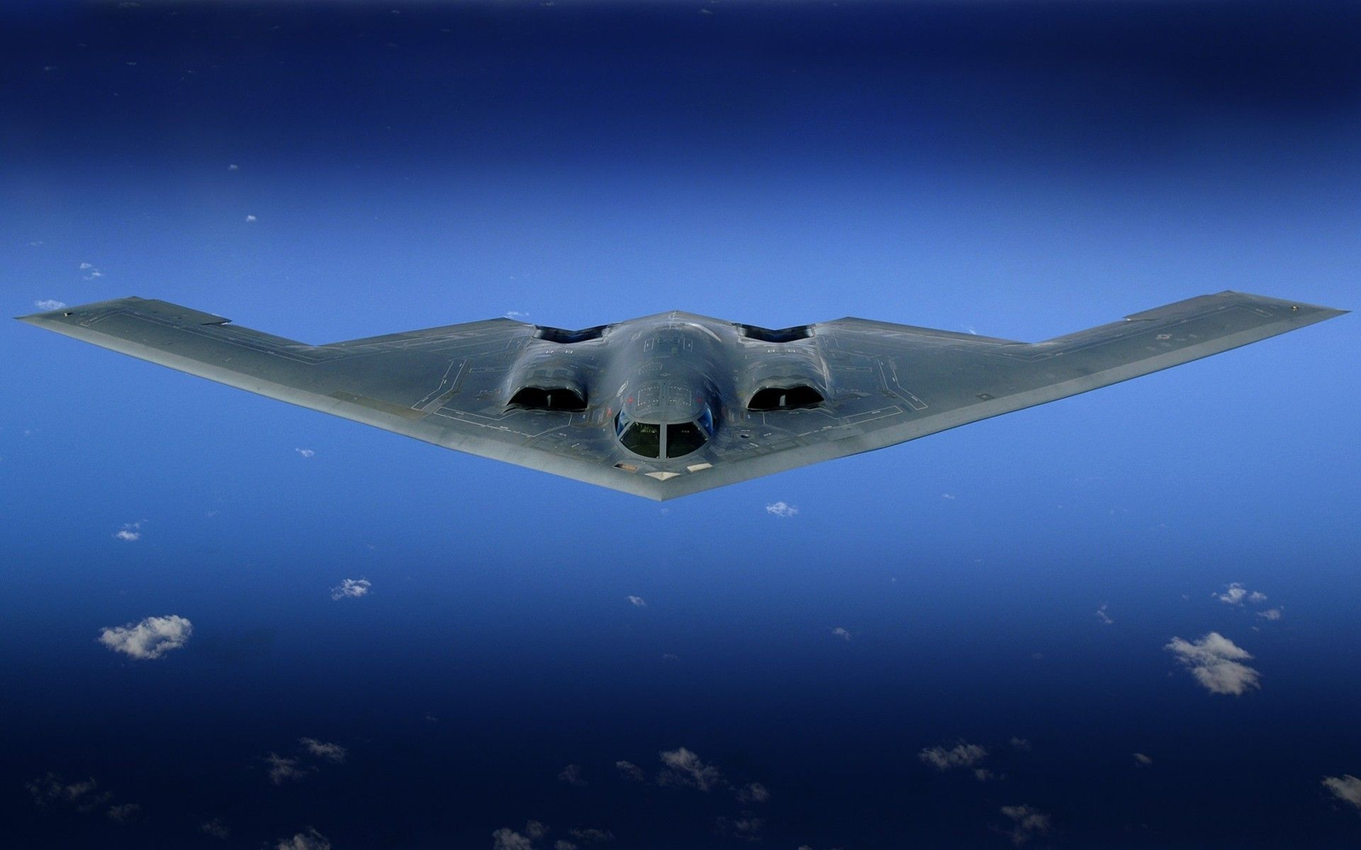 10 Incredible Facts About the B-2 Spirit Stealth Bomber