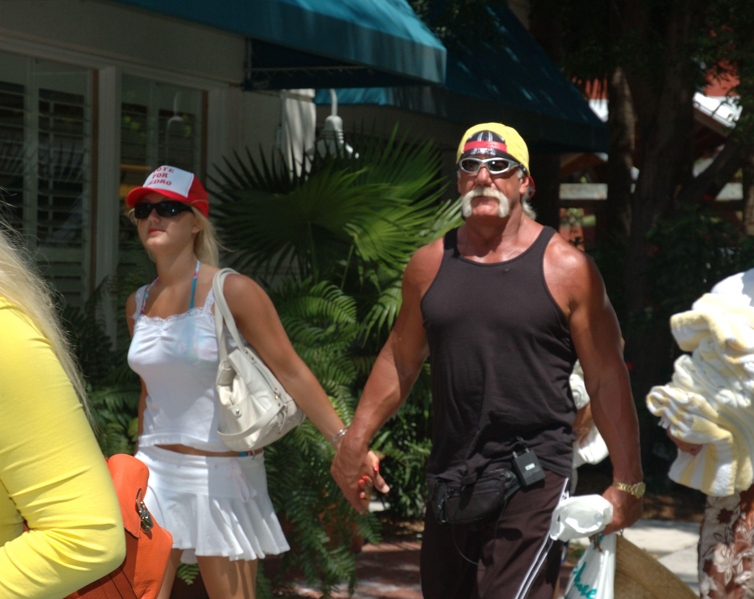 6. Hulk Hogan
