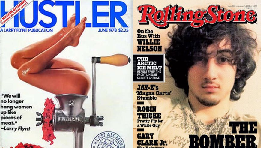 10 Controversial Magazine Covers That Shocked The World