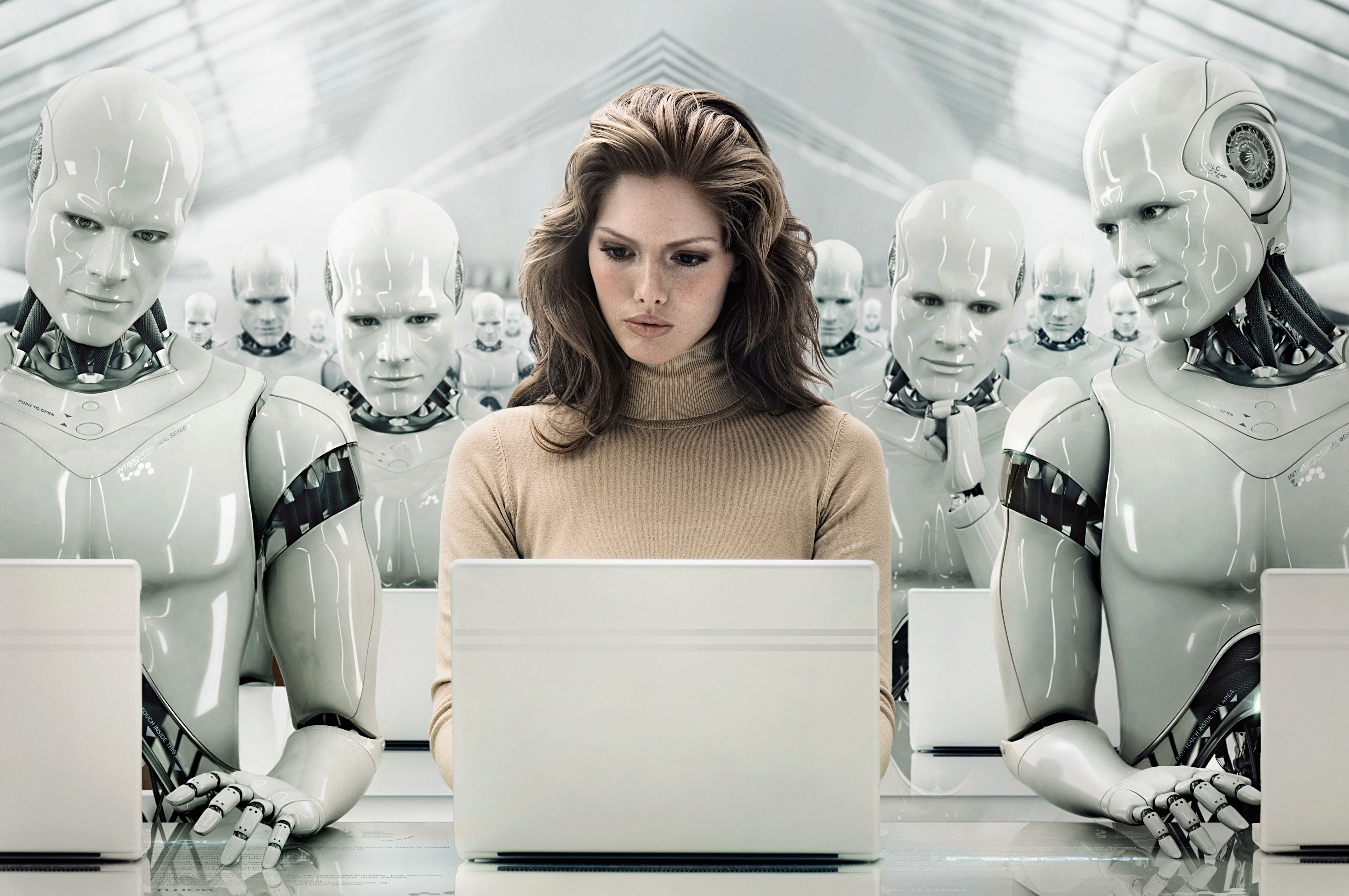 10 Jobs That Robots May Eventually Steal From Humans