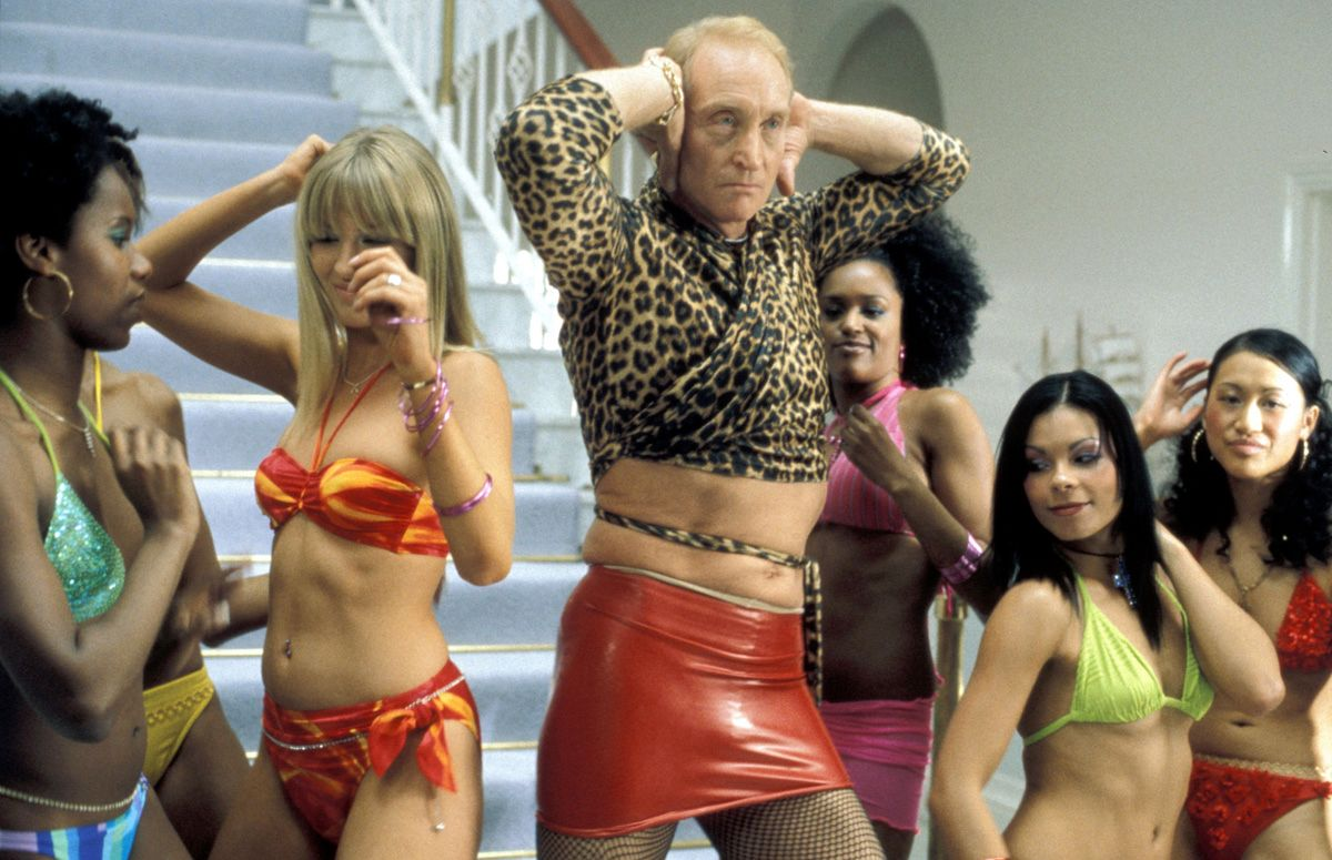 3. Charles Dance in Ali G Indahouse