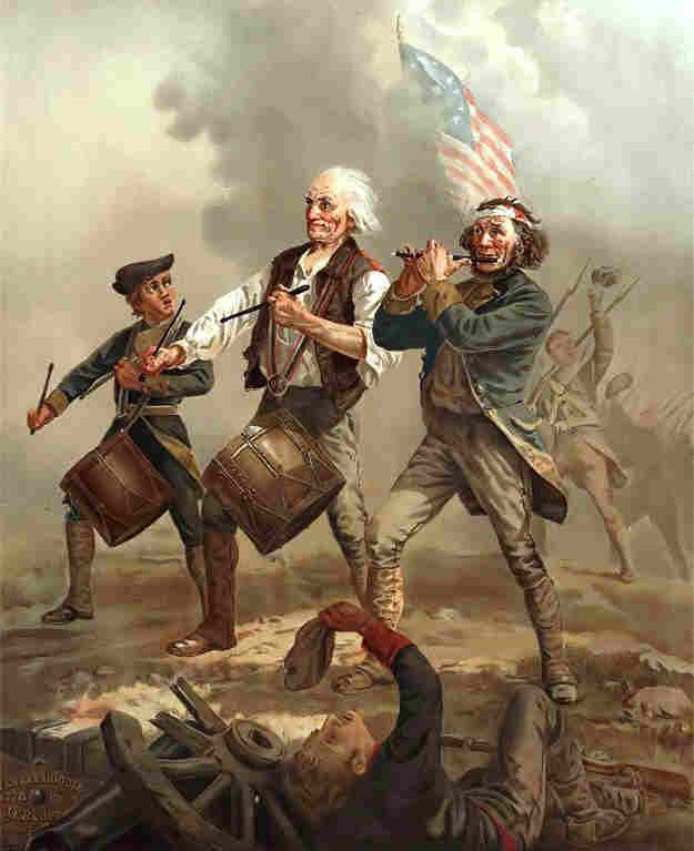 8. The Sons of Liberty
