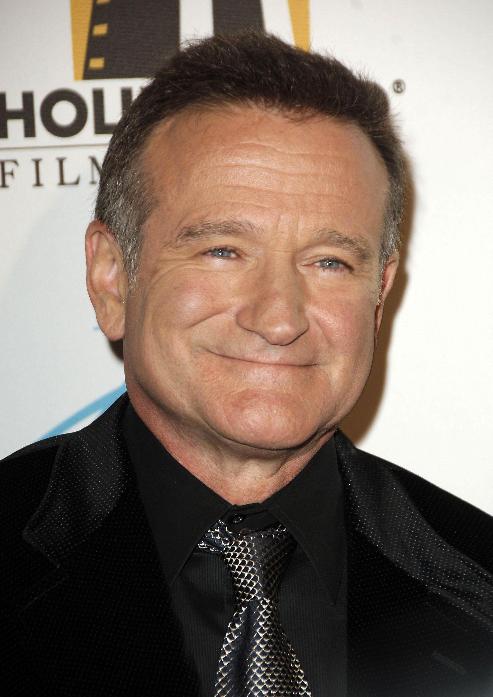 10. Robin Williams
