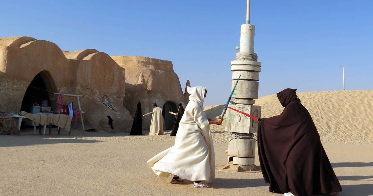 The 10 Coolest Travel Destinations For Sci-Fi Fans