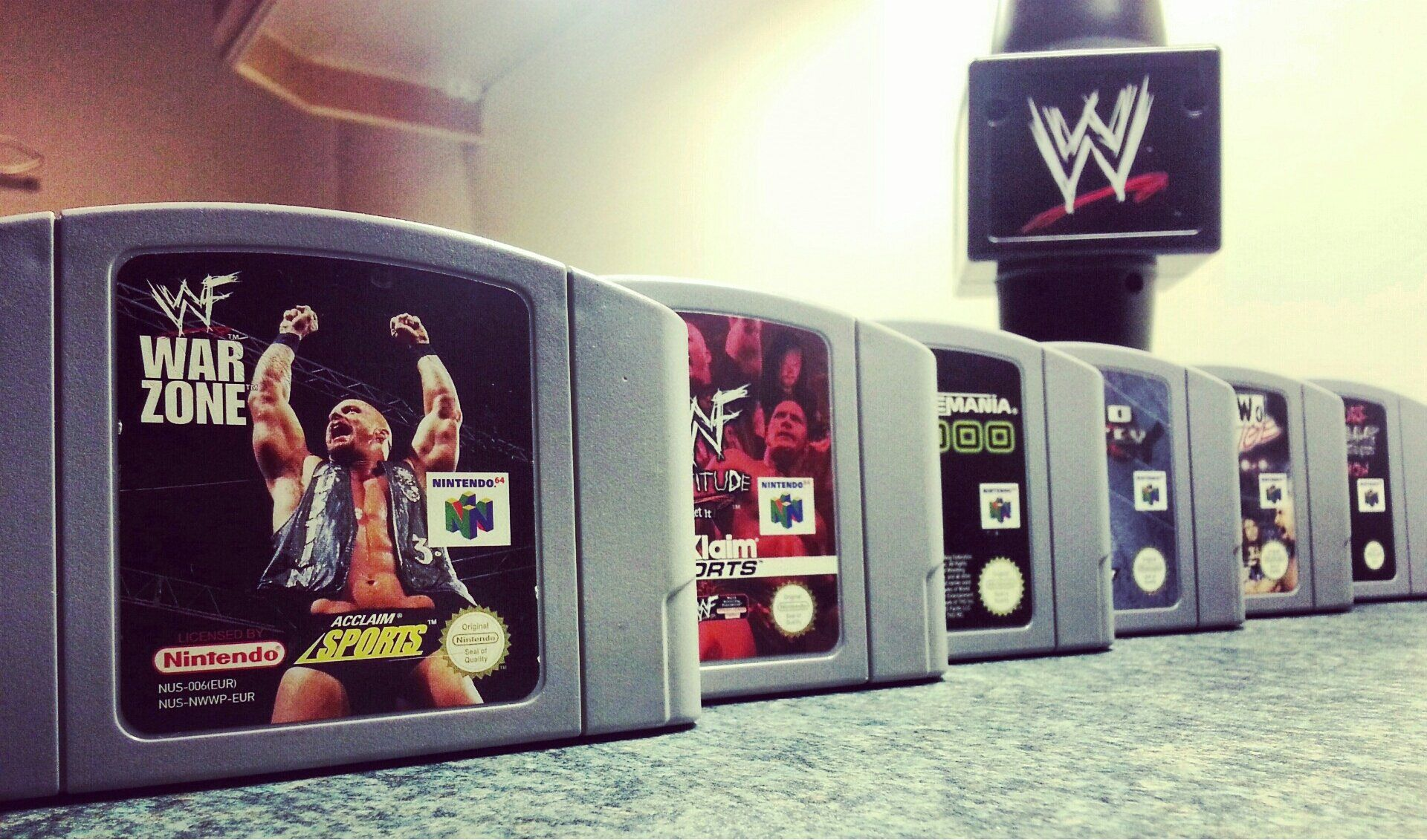 Top 10 Greatest Wrestling Video Games Of All Time