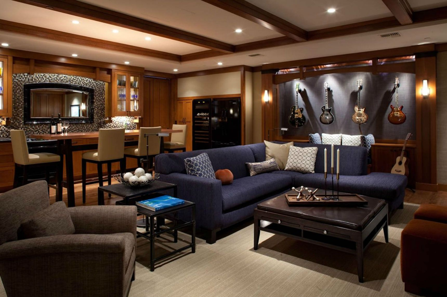 12 Must-Have Items For The Perfect Man Cave