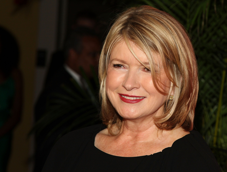 15. Martha Stewart