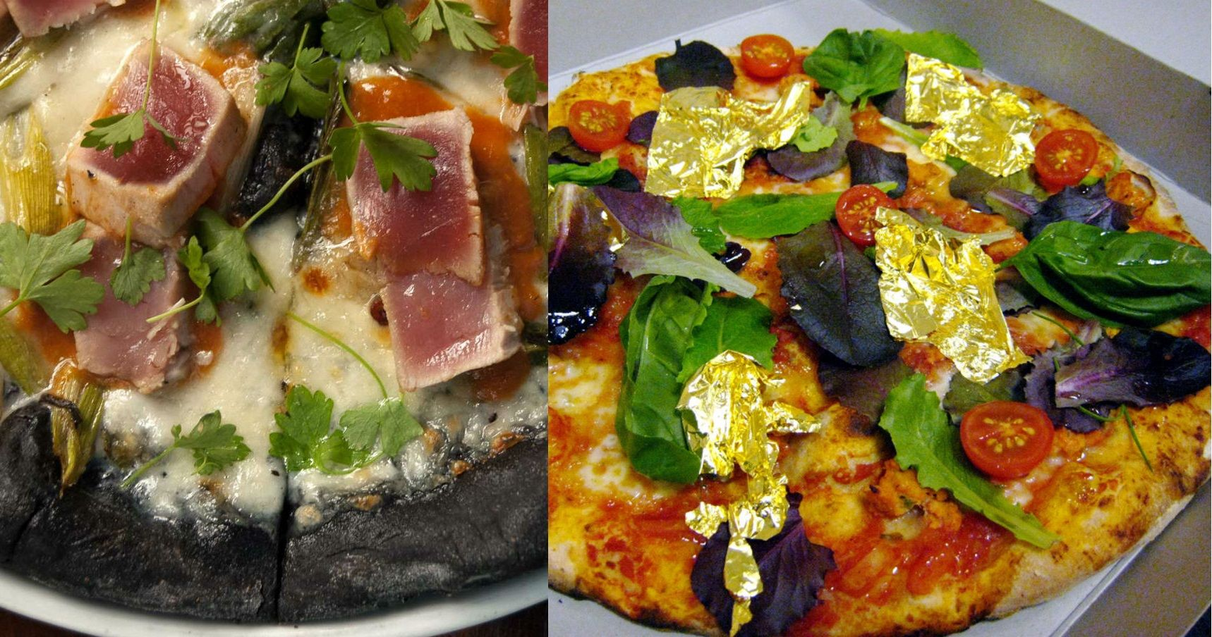 The 10 Craziest Pizzas From Around The World