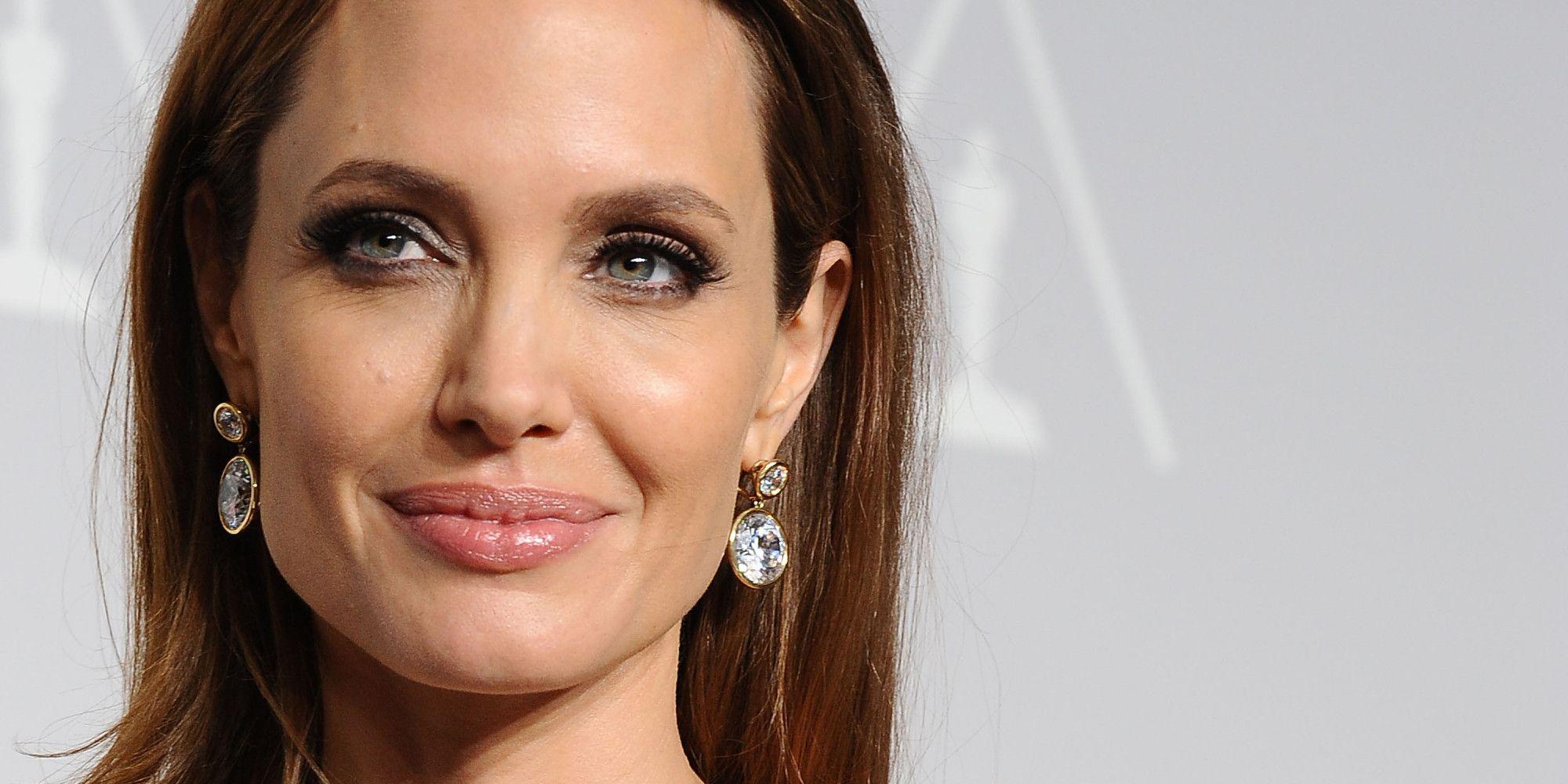18. Angelina Jolie