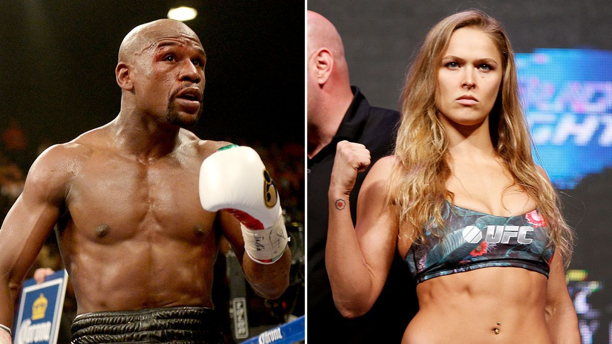 10 Athletes We'd Love To See Ronda Rousey Destroy