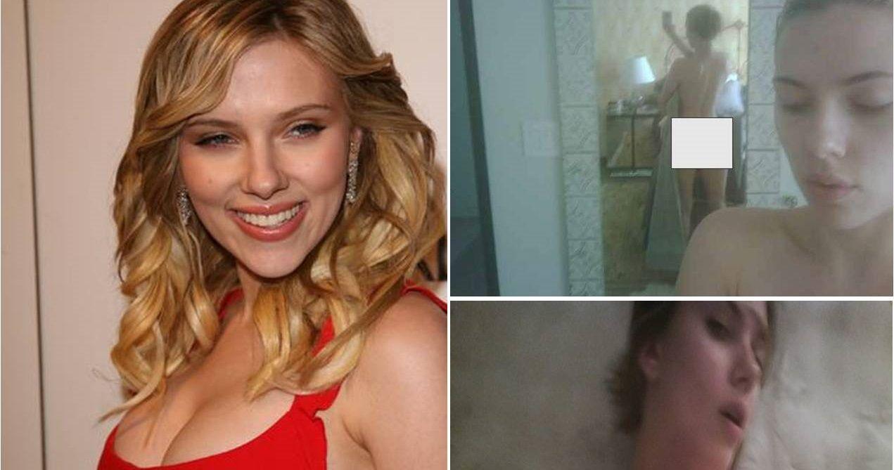 Top 15 Shocking Celeb Nude Photo Scandals