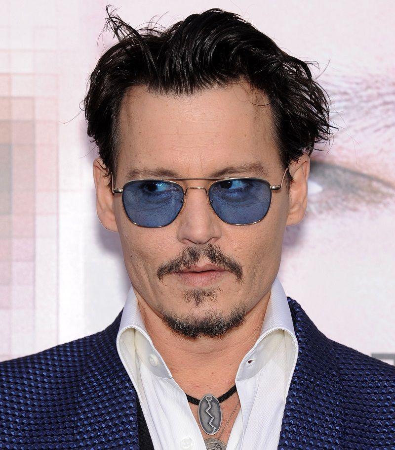 19. Johnny Depp
