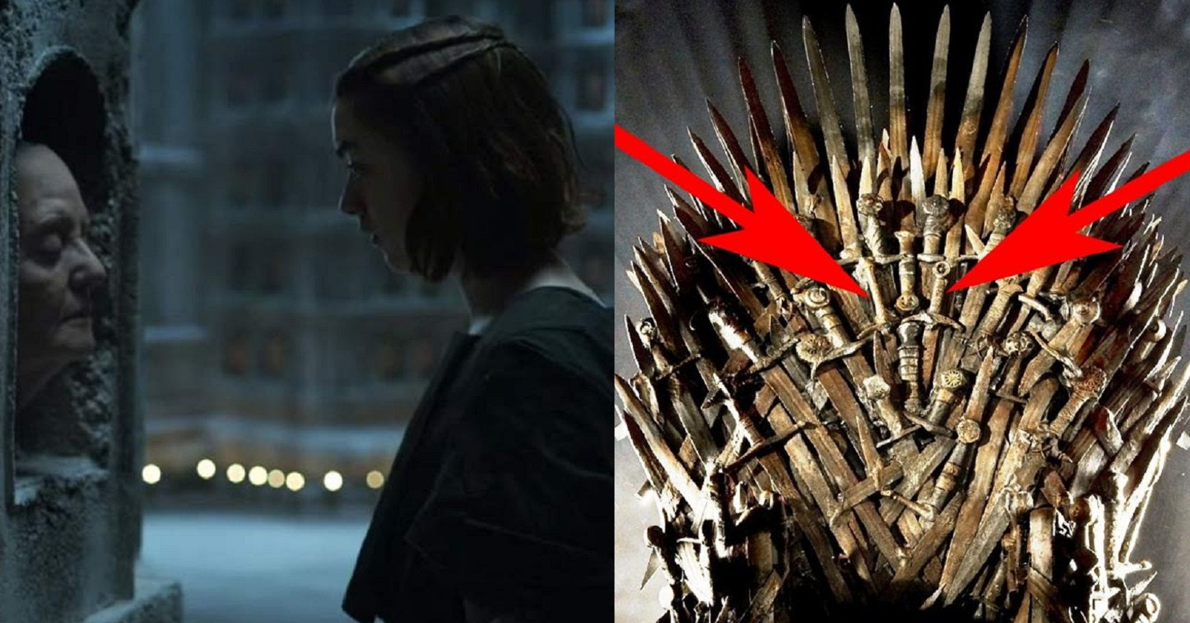 10 Hidden Easter Eggs In Game Of Thrones