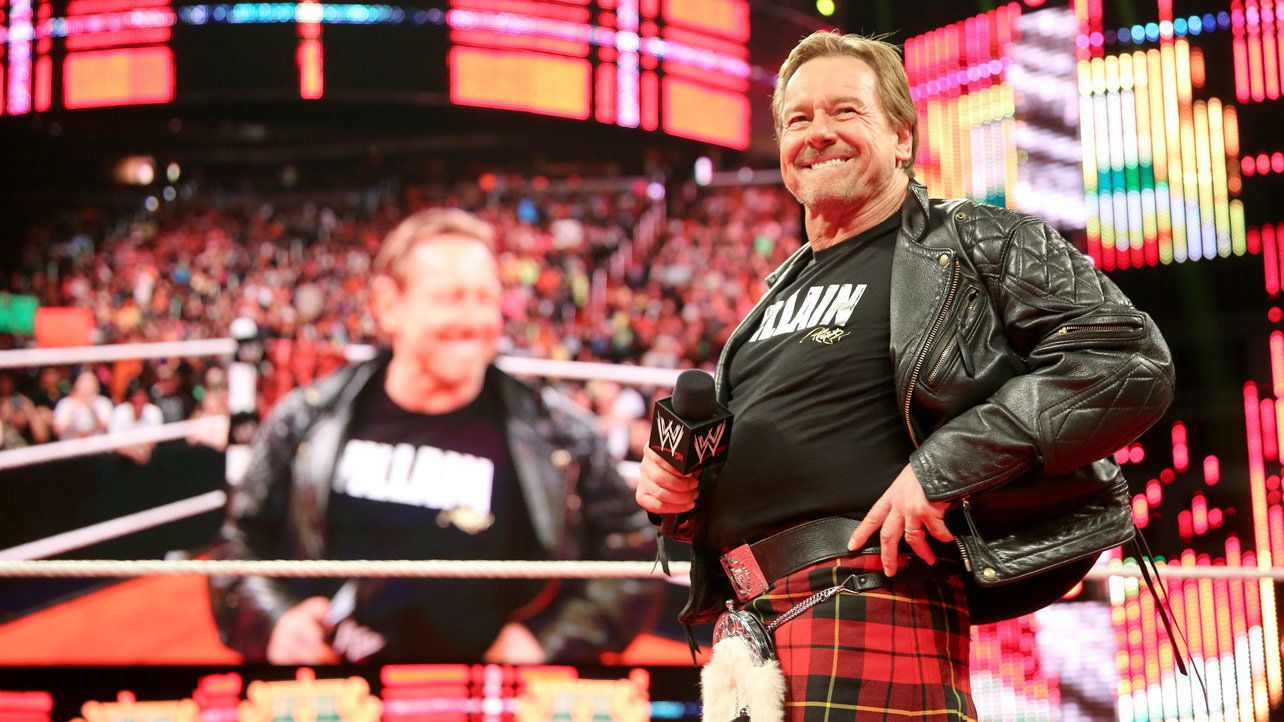 Top 10 Rowdy Roddy Piper Moments