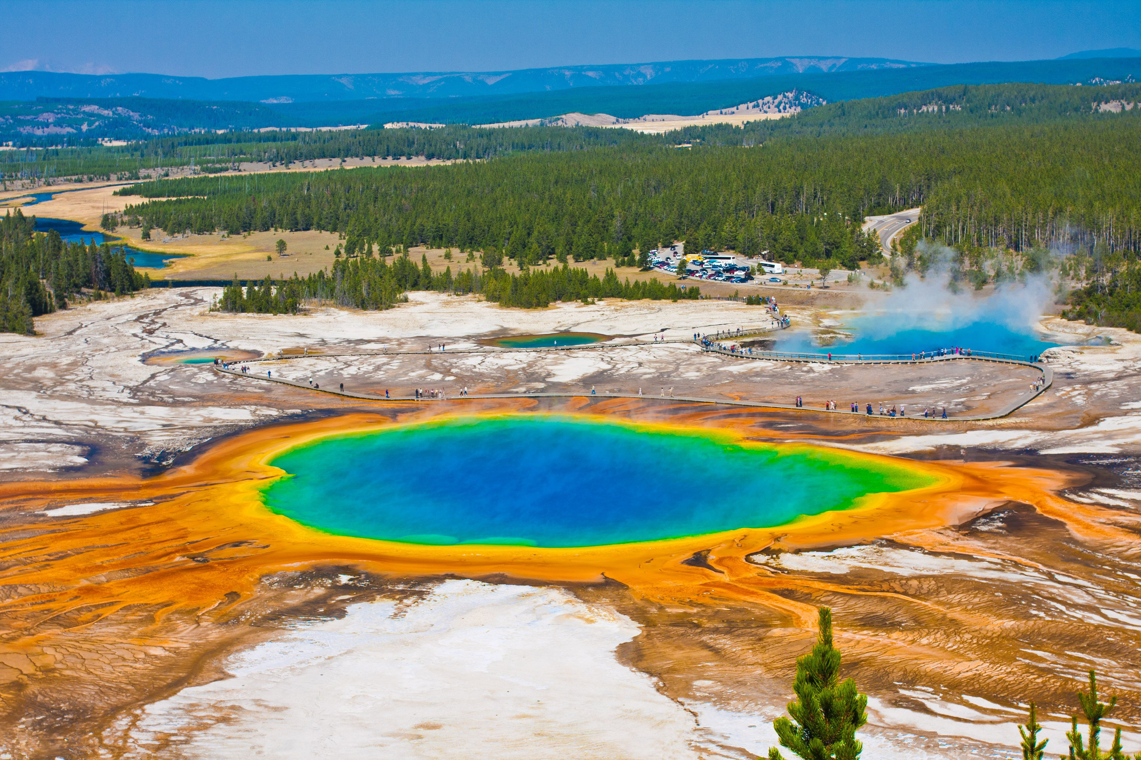6. The Yellowstone Supervolcano Could Erupt