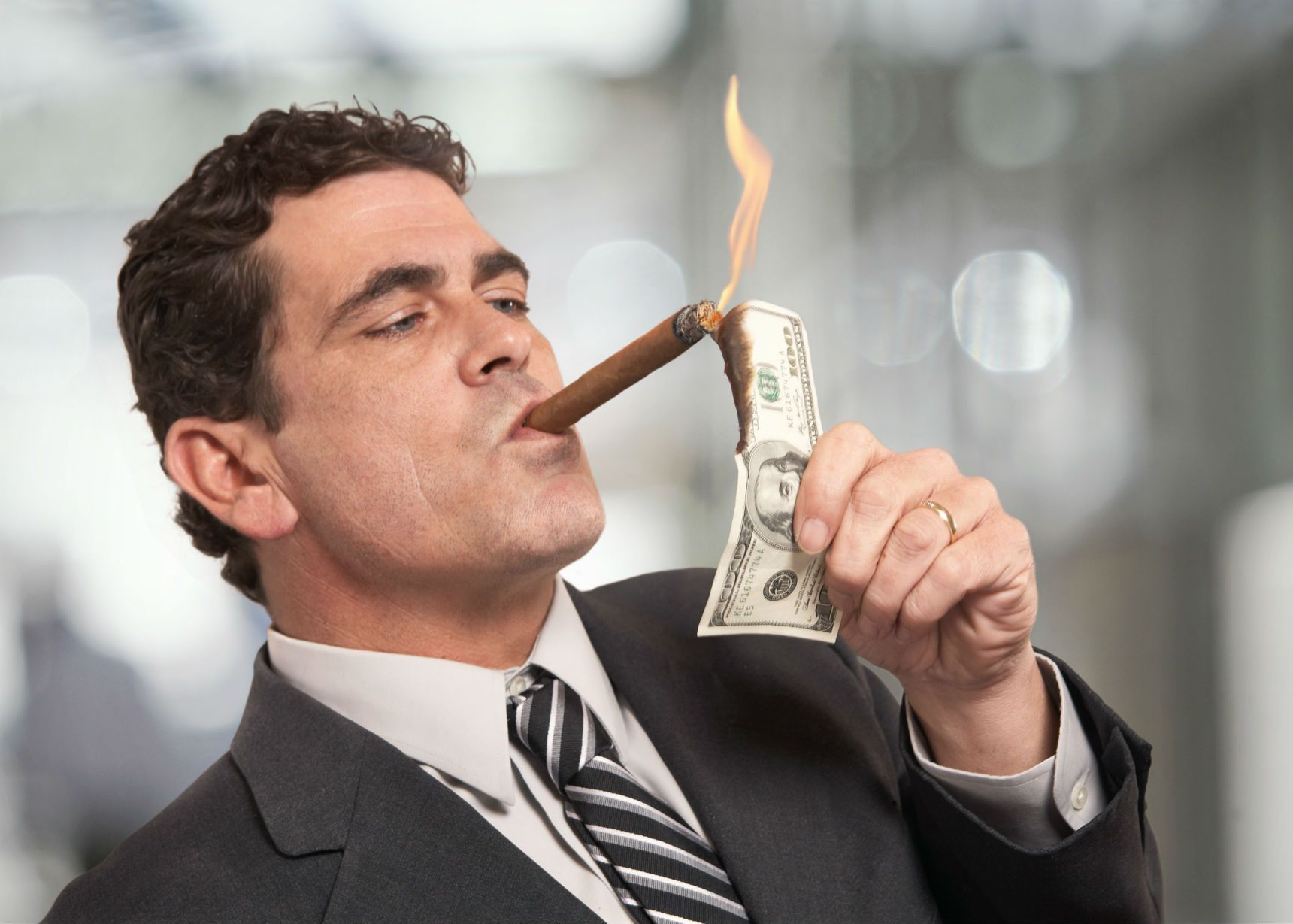9 Things Only The Rich Can Get Away With