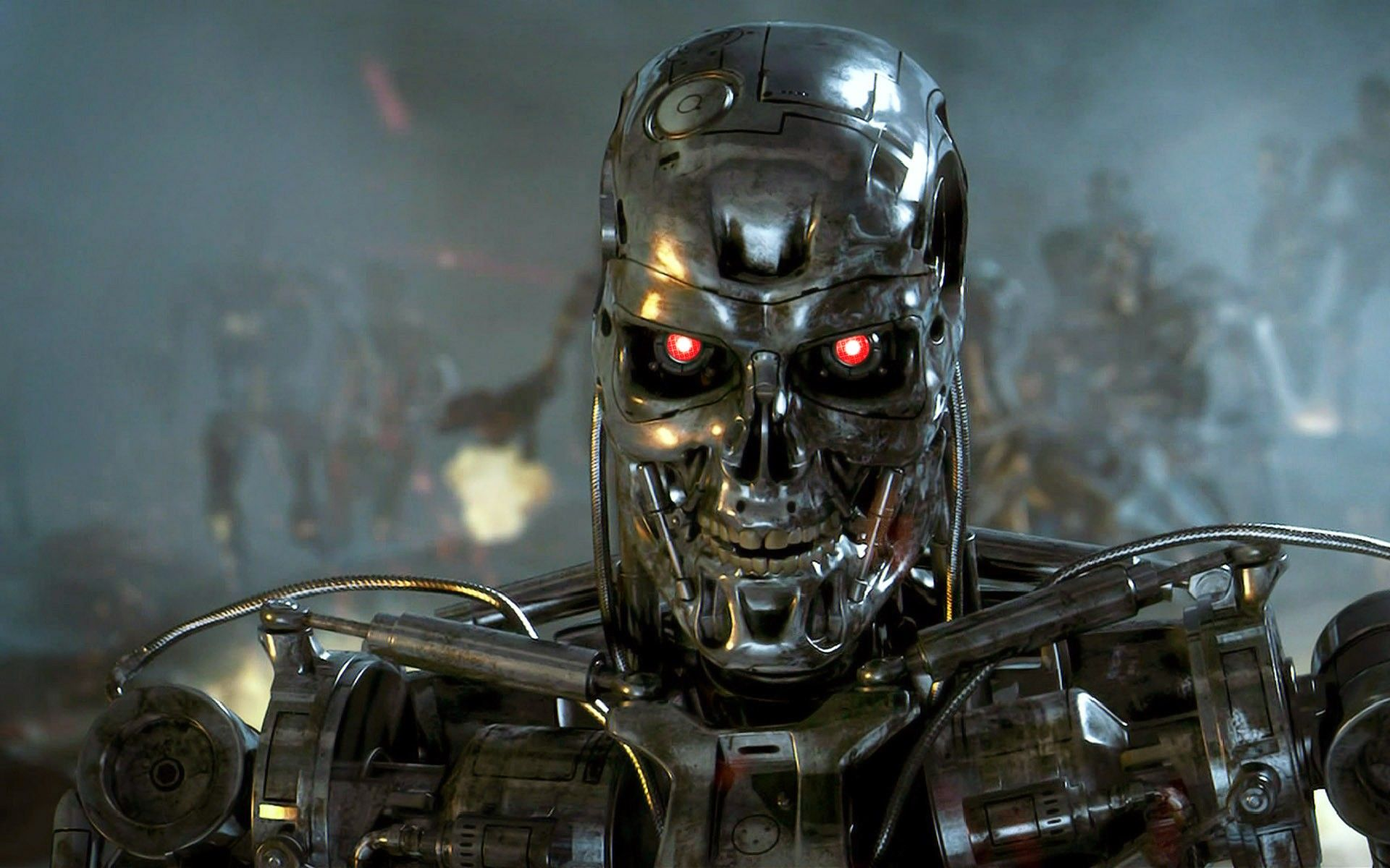 5. The Terminator Could Bring About Judgment Day