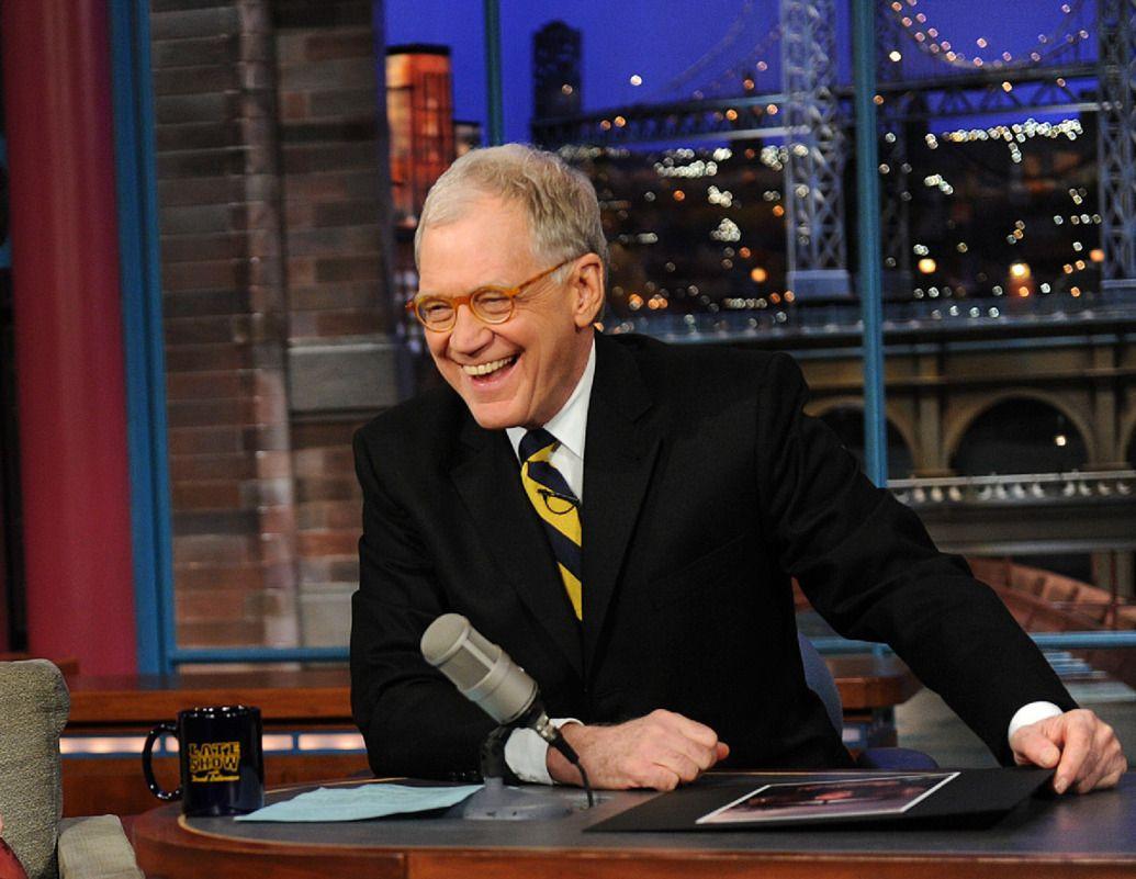 4. David Letterman