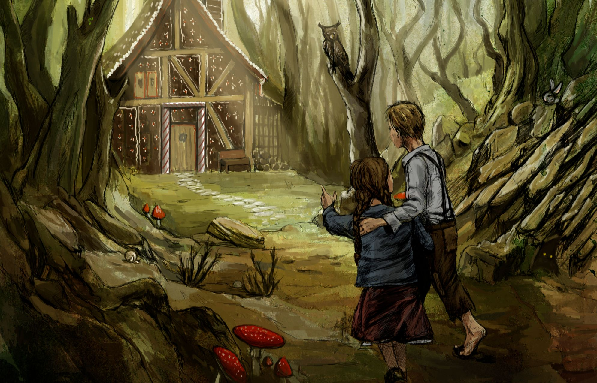 6. Hansel and Gretel