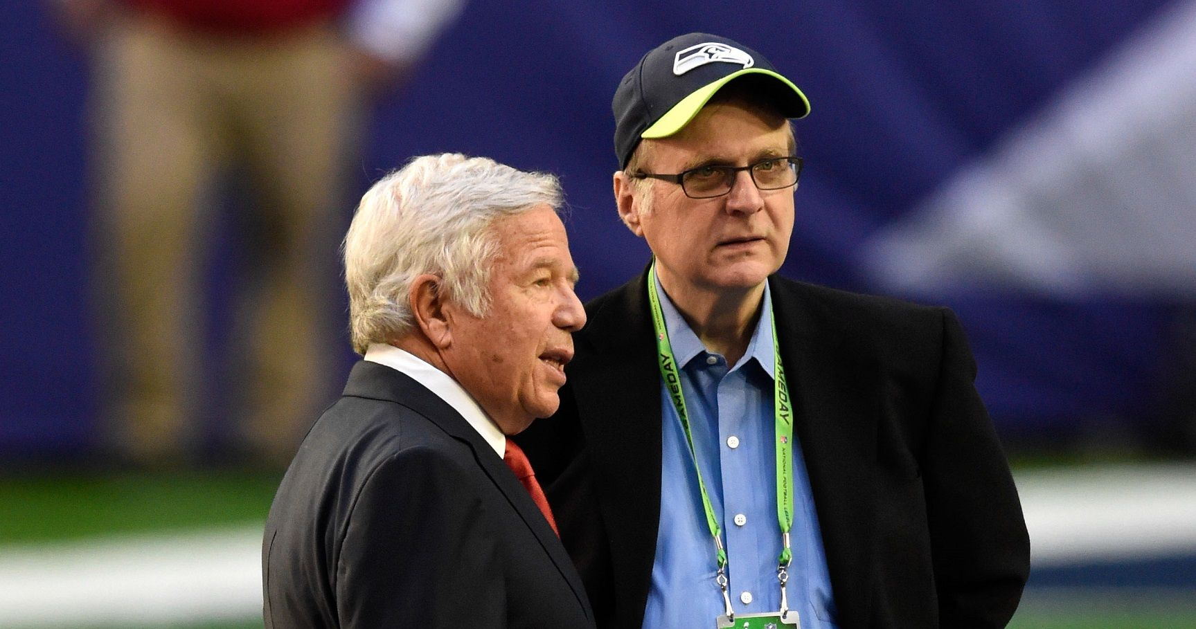 Top 10 Richest NFL Owners in 2015