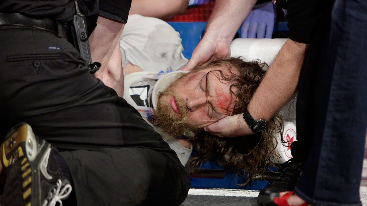 20 Excruciatingly Painful Injuries That Almost Killed WWE Wrestlers