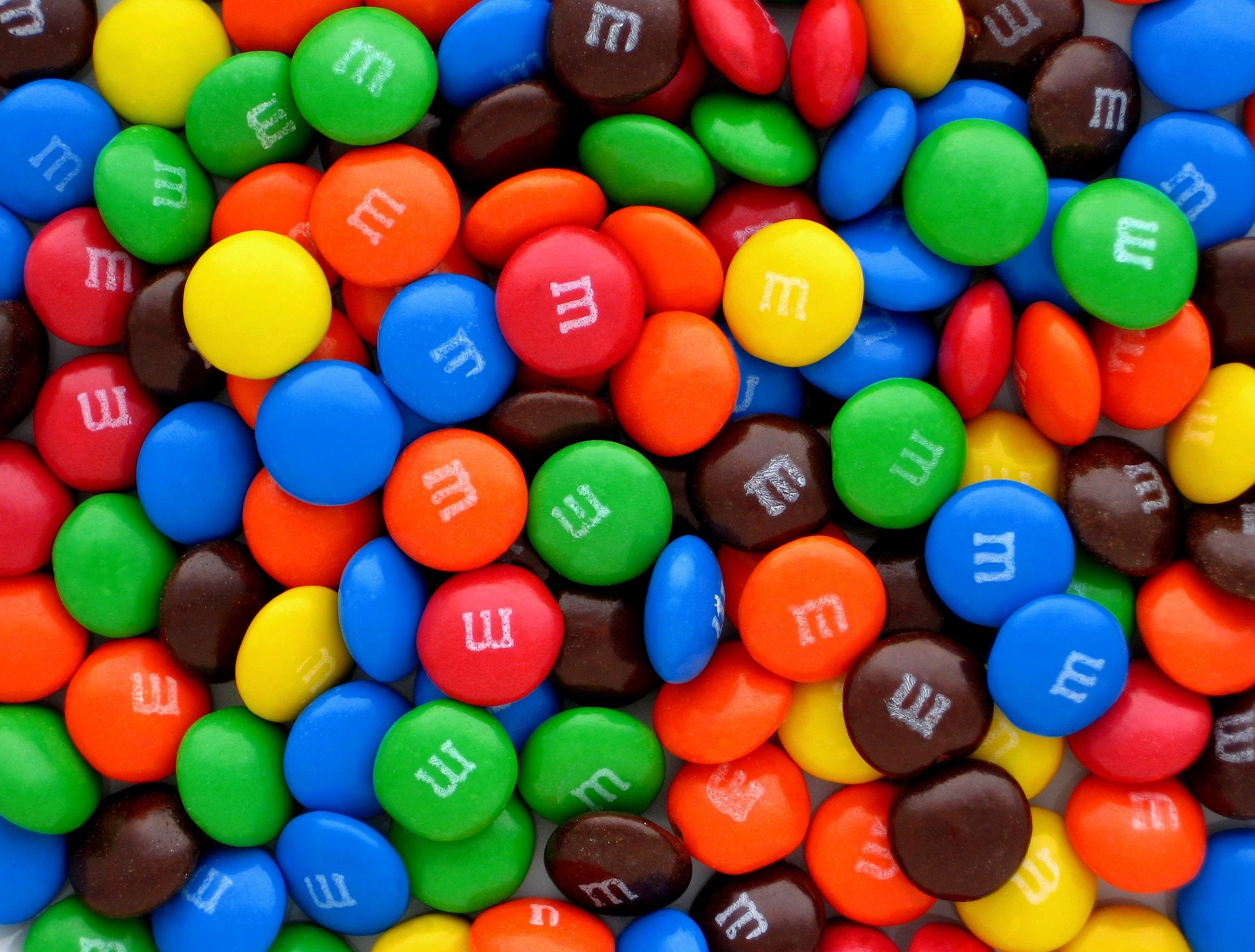 """10. What the M's in """"M&M's"""" Represent"""