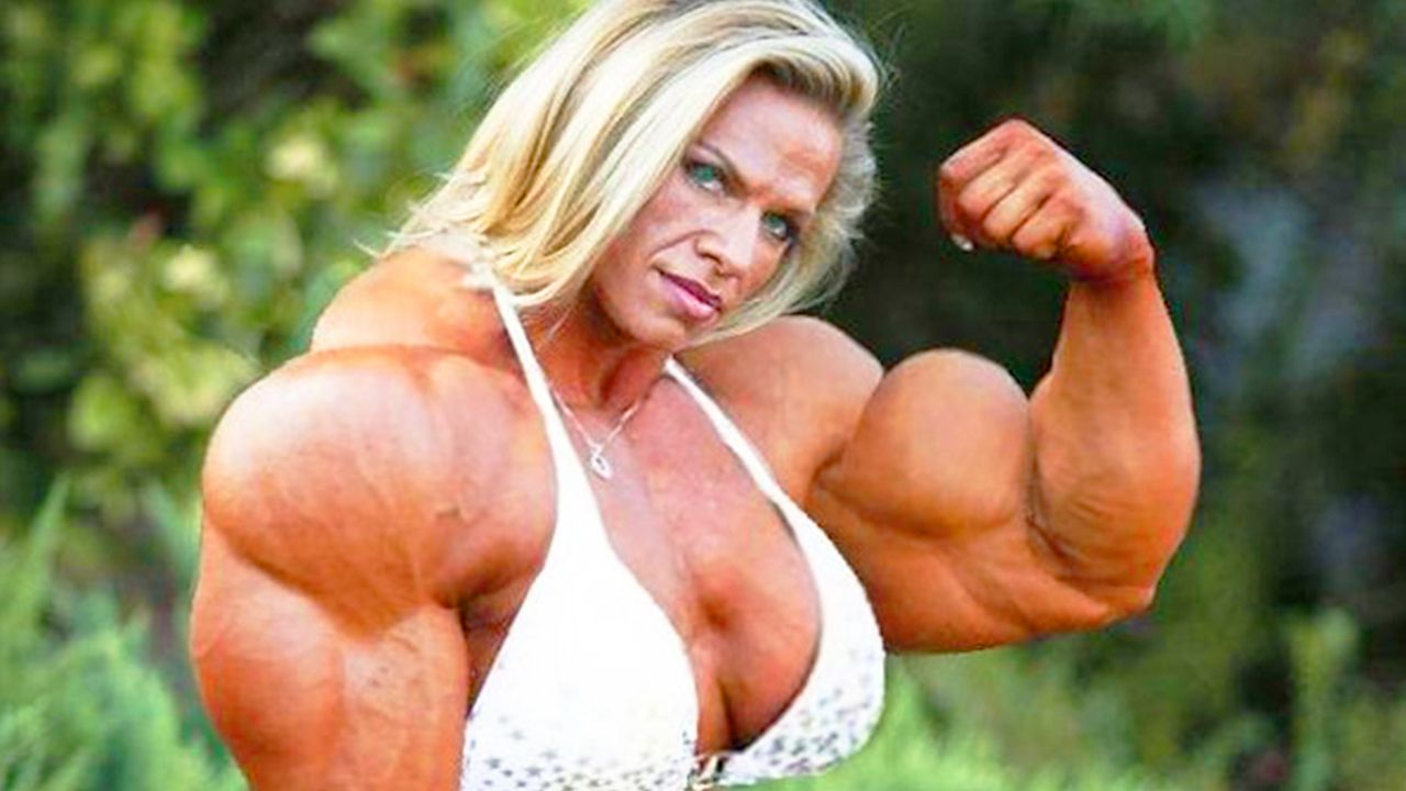 Shocking Female Bodybuilding Transformations