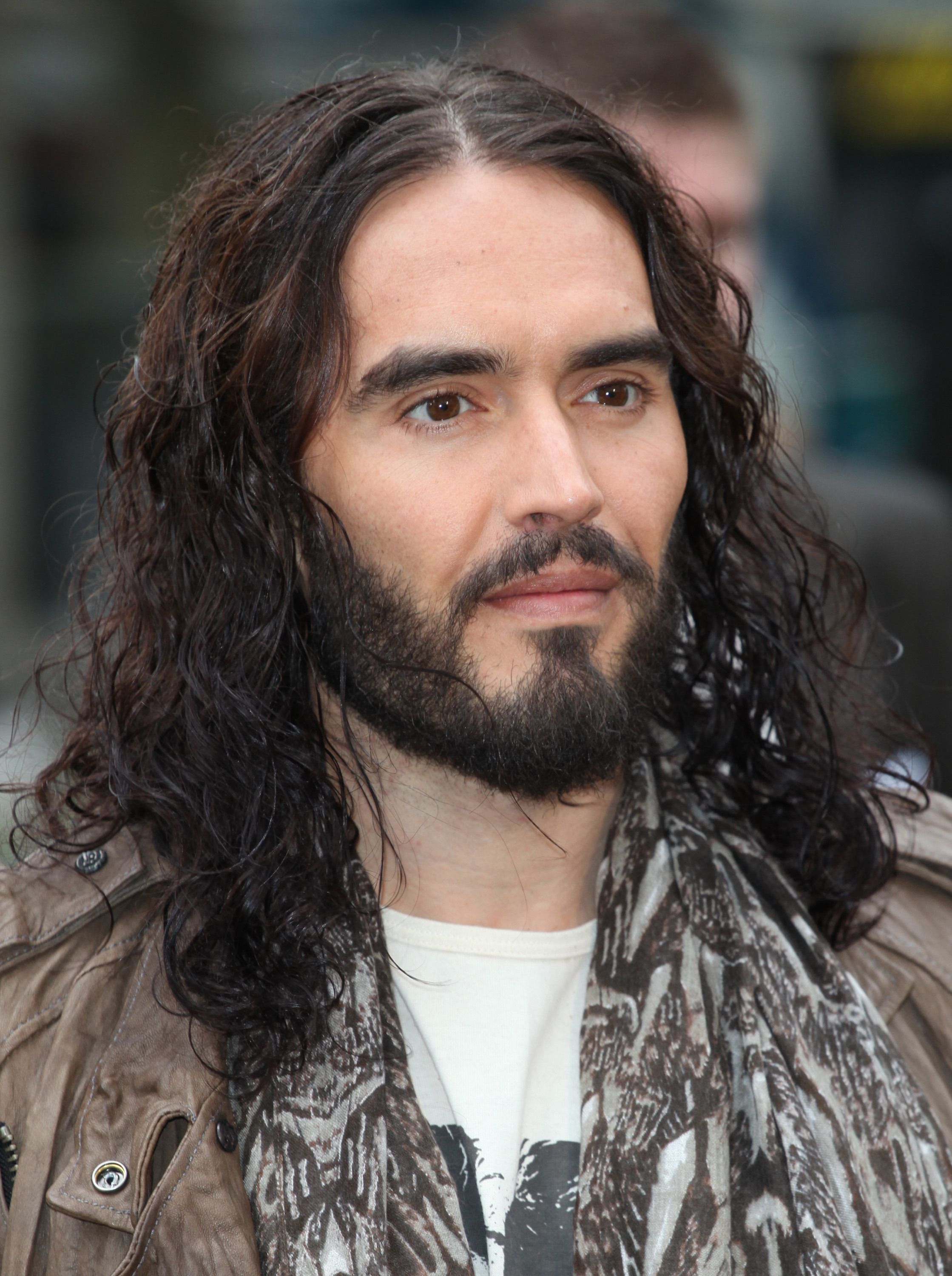 10. Russell Brand