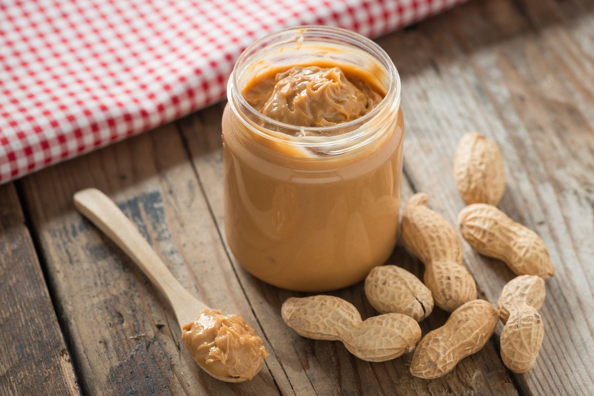shutterstock_Natural Peanut Butter