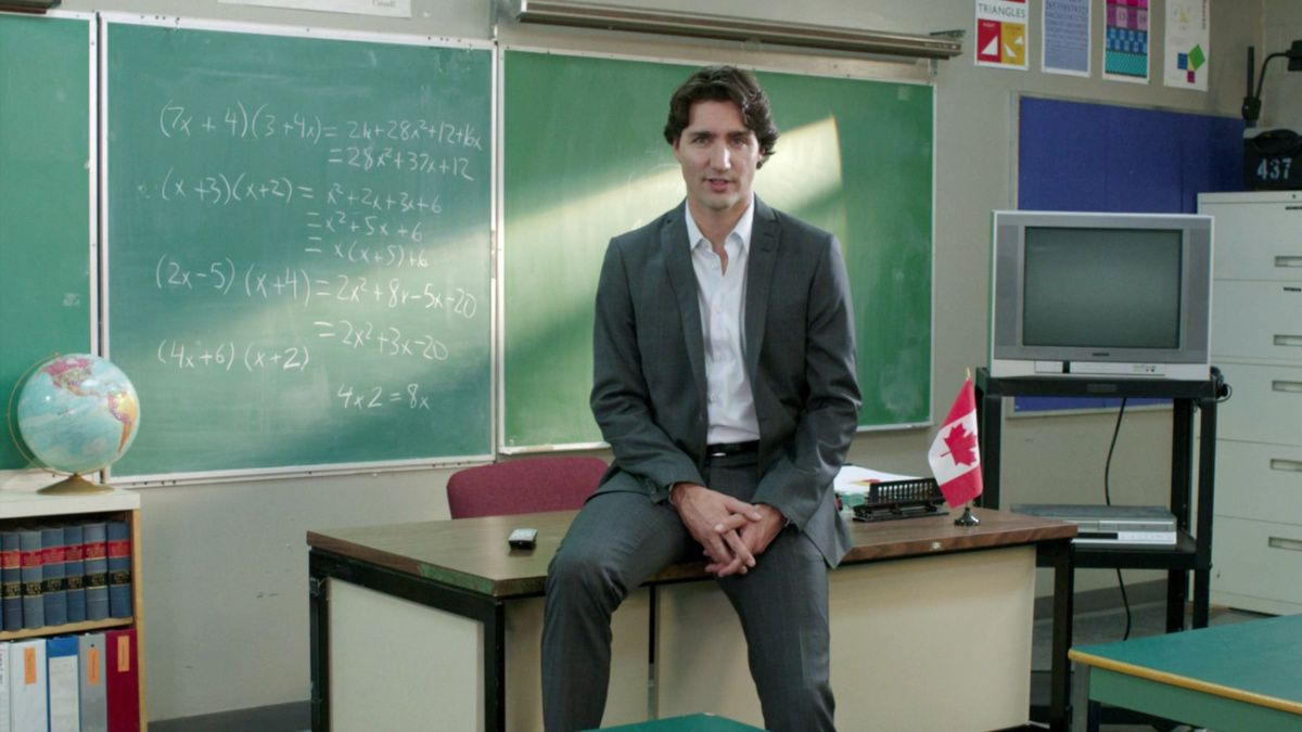 10. Trudeau Has Worked As ASecondary School Teacher