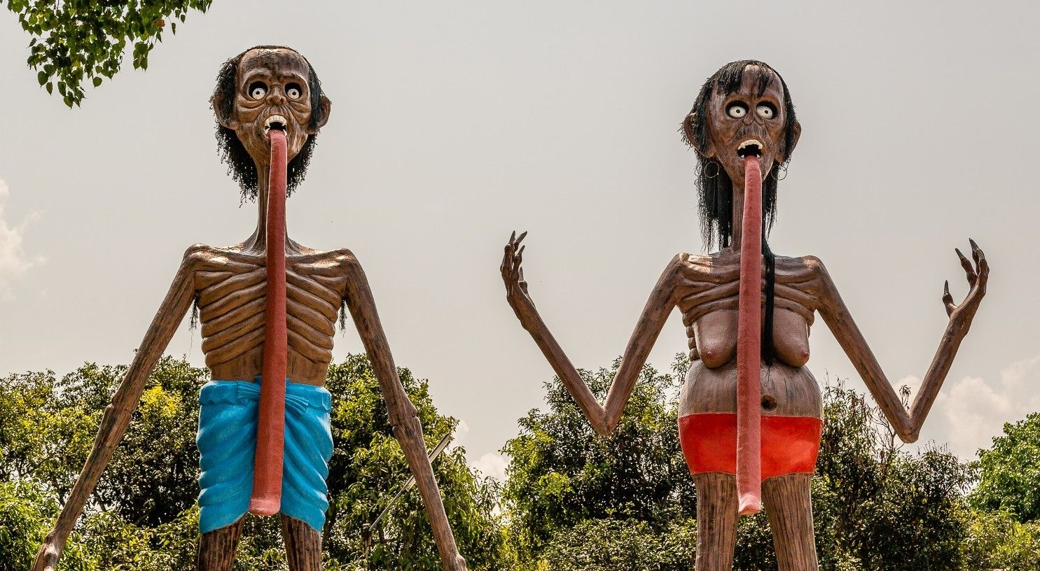 10 Of The Weirdest Theme Parks In The World Therichest
