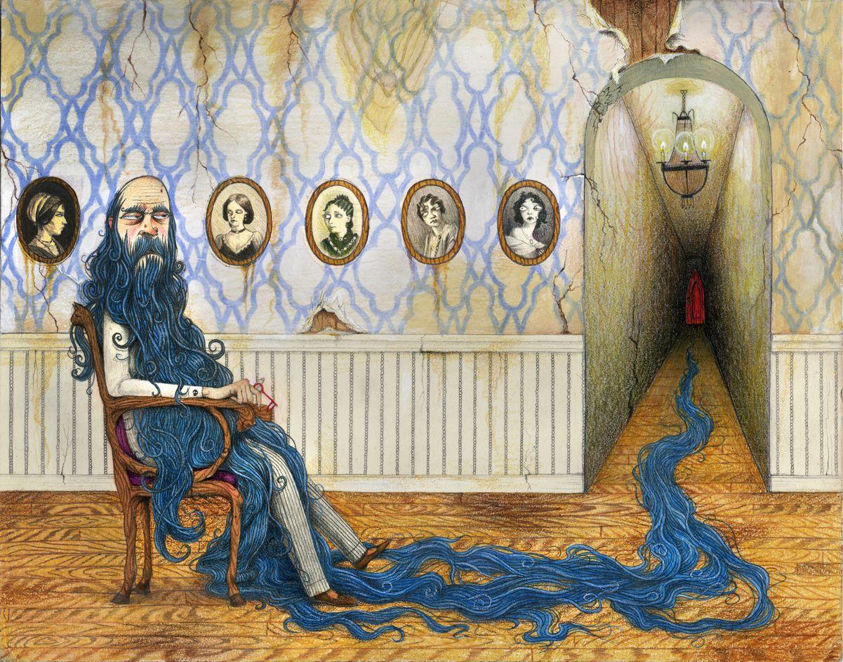 3. Bluebeard