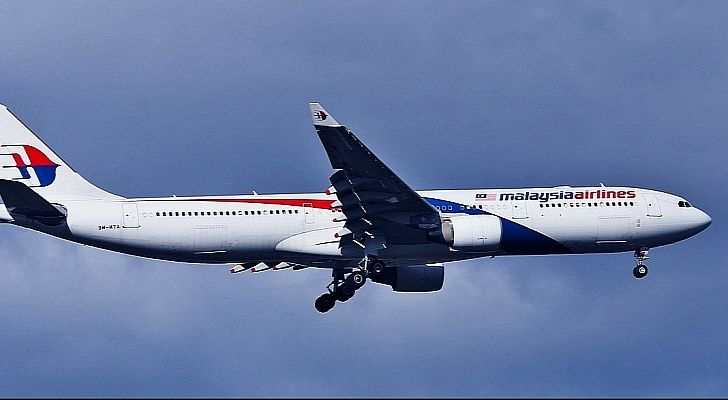 4. The Malaysia Airlines Flight MH370 Was Abducted By UFO