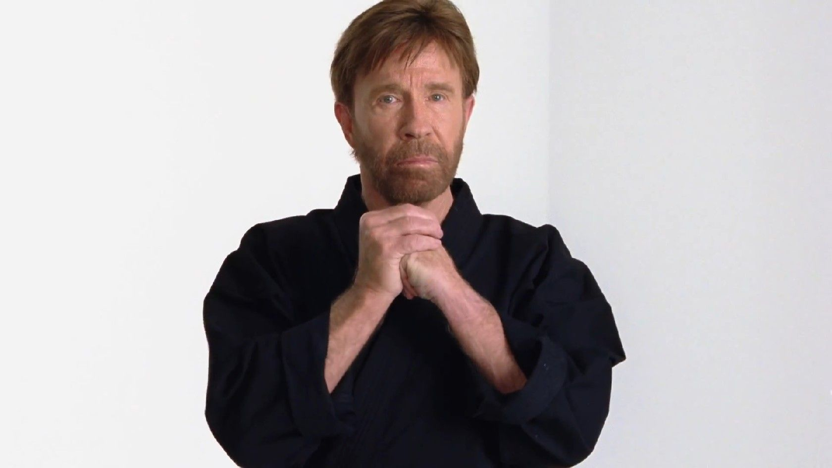 2. Chuck Norris Wins Every Fight