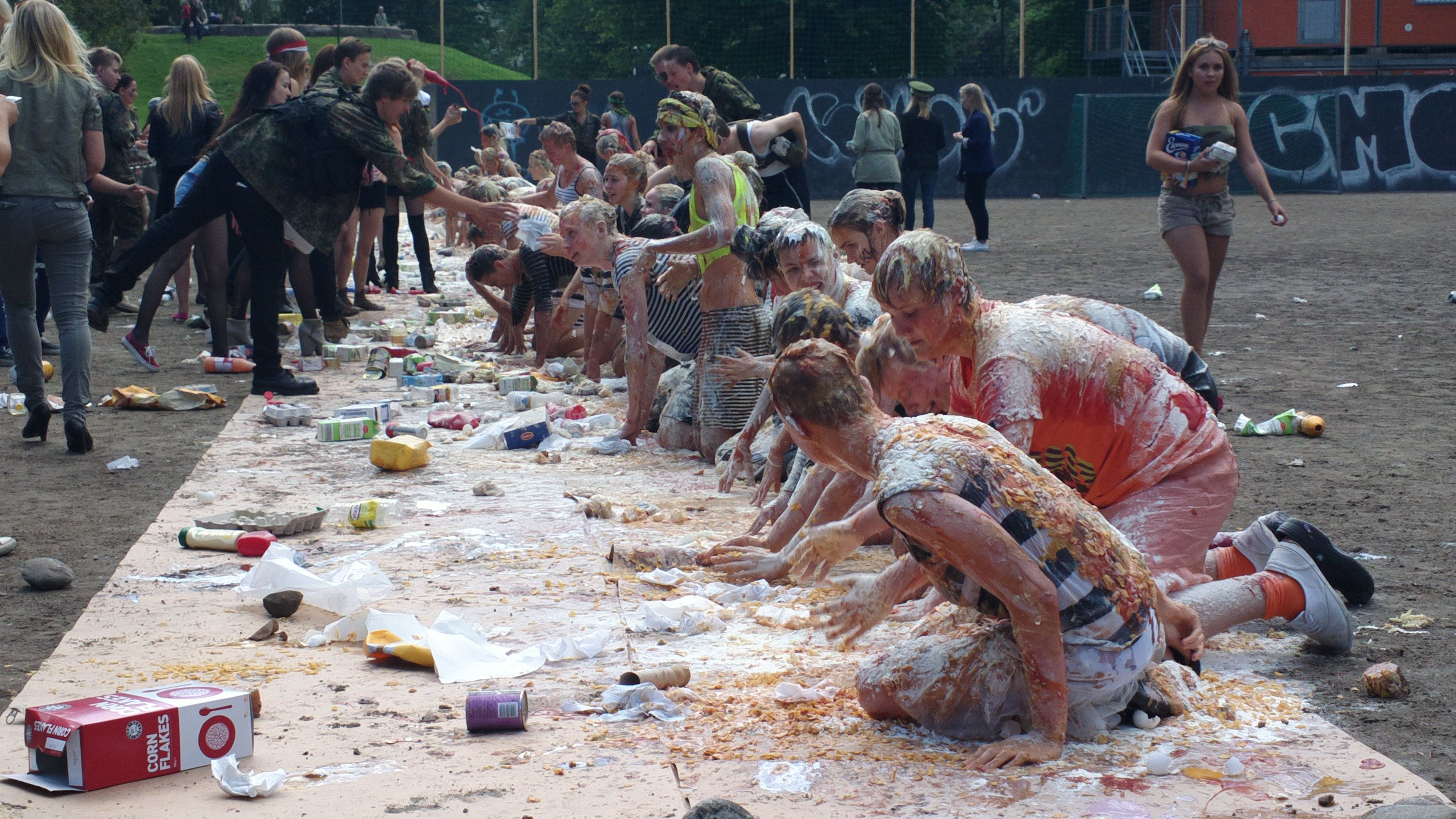11 Disturbing Hazing Rituals That Actually Happen