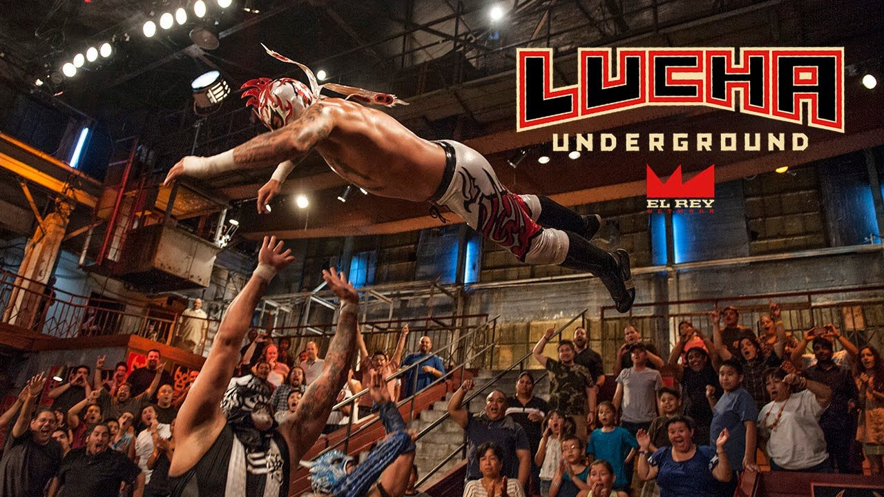 10 Burning Questions With Lucha Underground Executive Producer Eric Van Wagenen