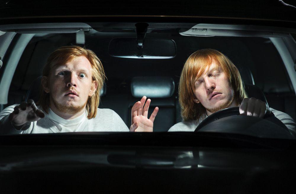 7. Sleep Driving