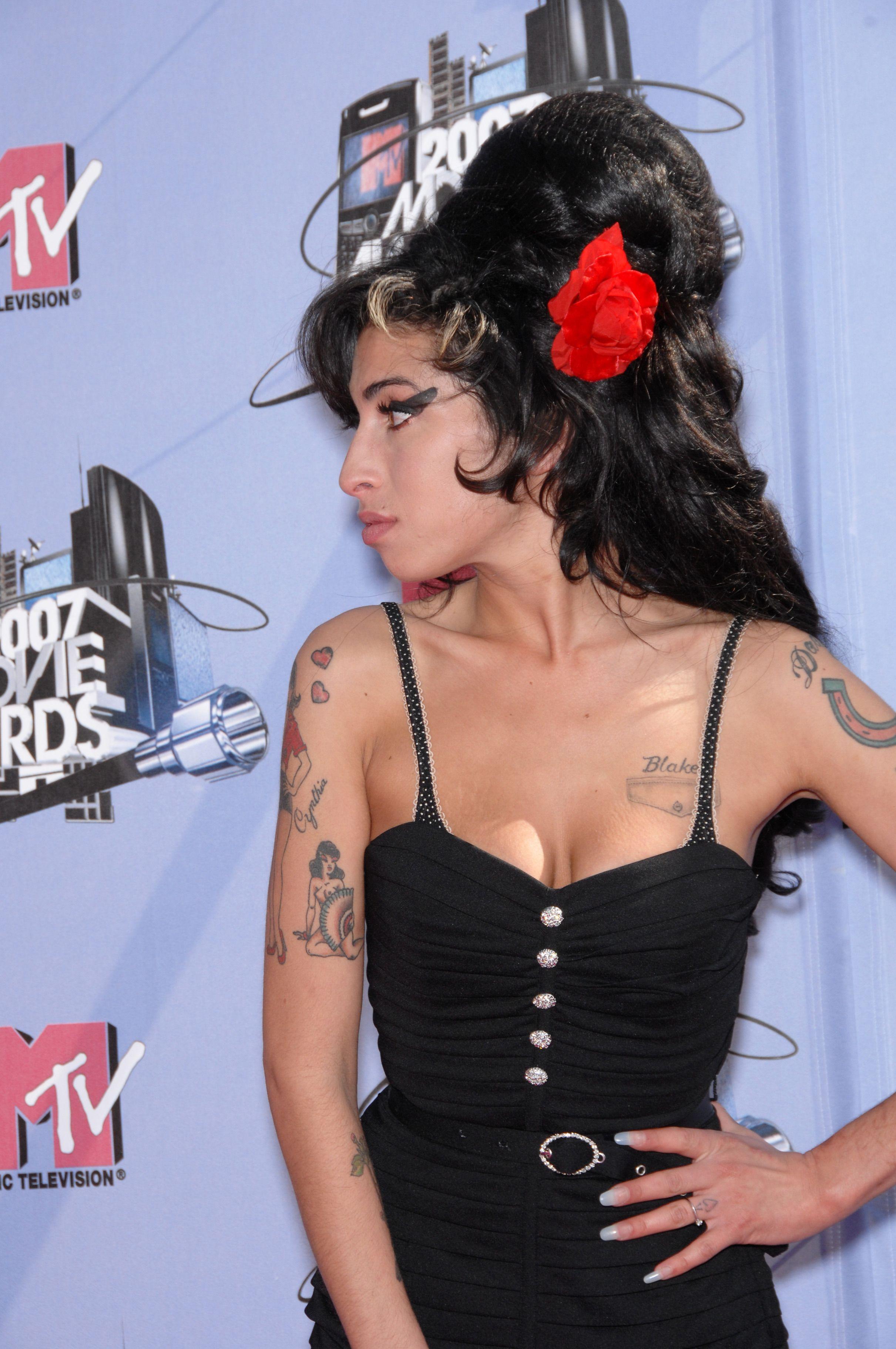 shutterstock_Amy Winehouse