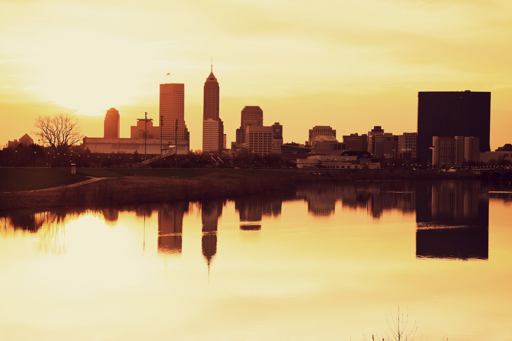 10. Indianapolis