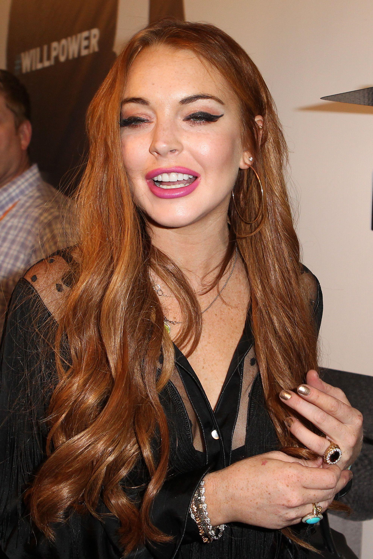 shutterstock_Lindsay Lohan