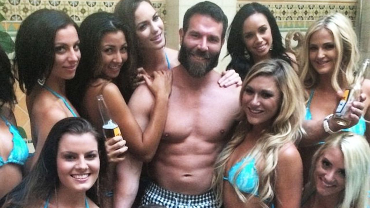 Secrets You Didn't Know About Dan Bilzerian