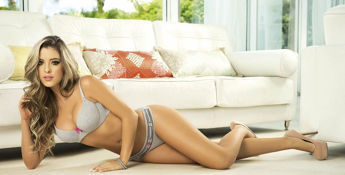 The 10 Hottest Women Of Colombia