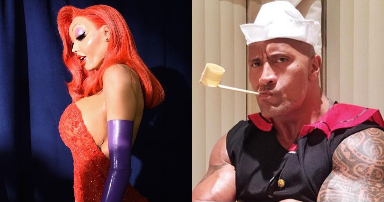 20 Best Celebrity Halloween Costumes of 2015