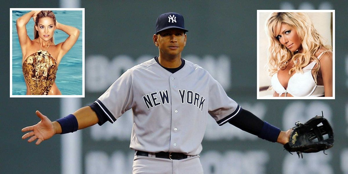 The 10 Hottest Women Alex Rodriguez Has Hooked Up With