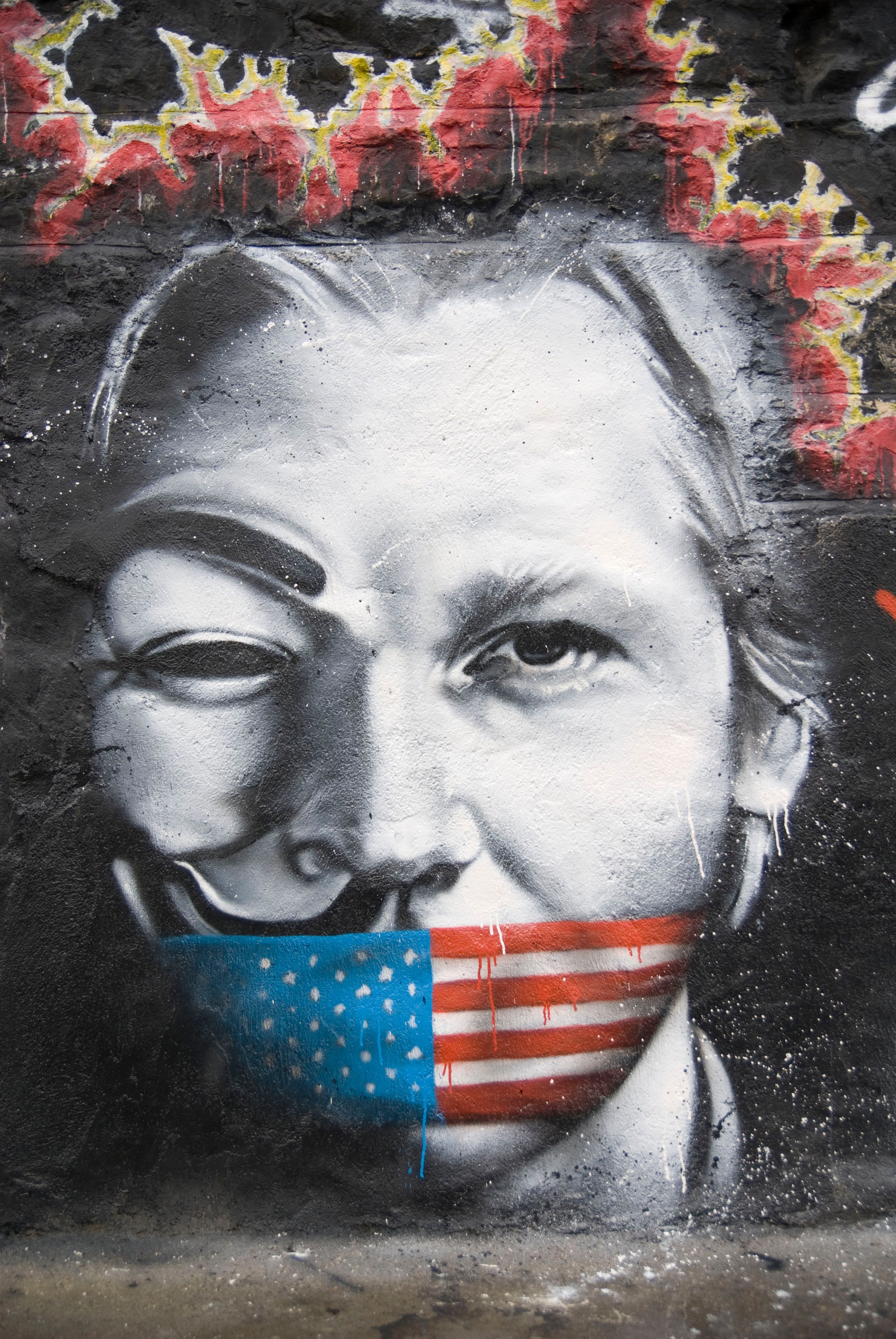 10. Anonymous Exposed Government Contractors Who Were Paid to Hack Wikileaks