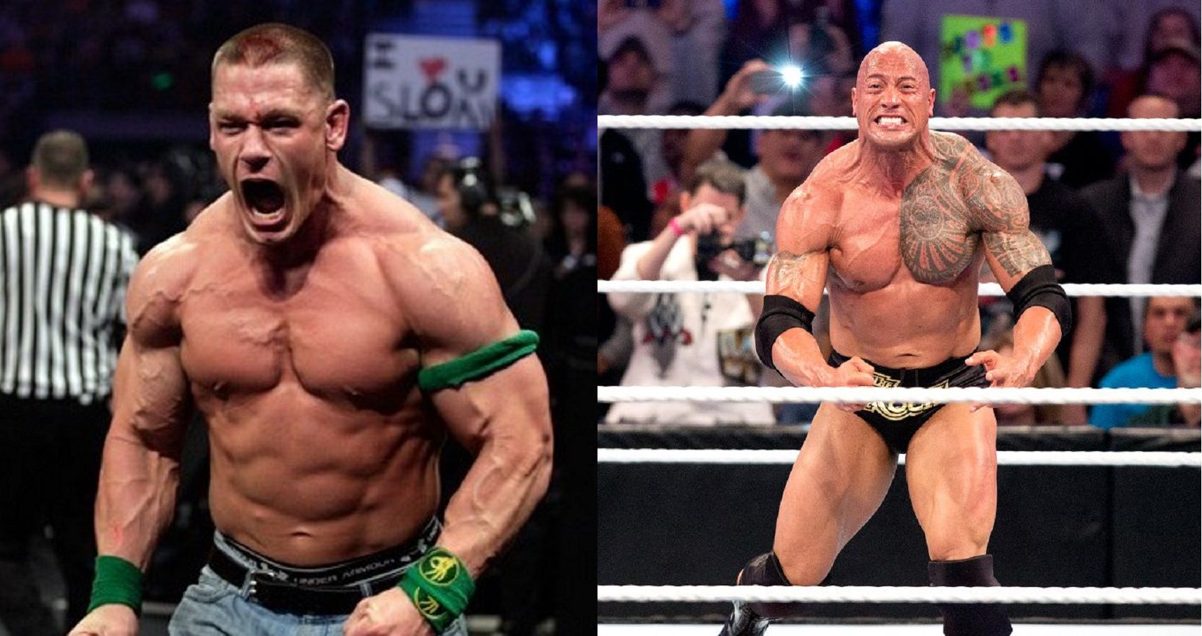 The 15 Most Jacked Wrestlers In WWE History