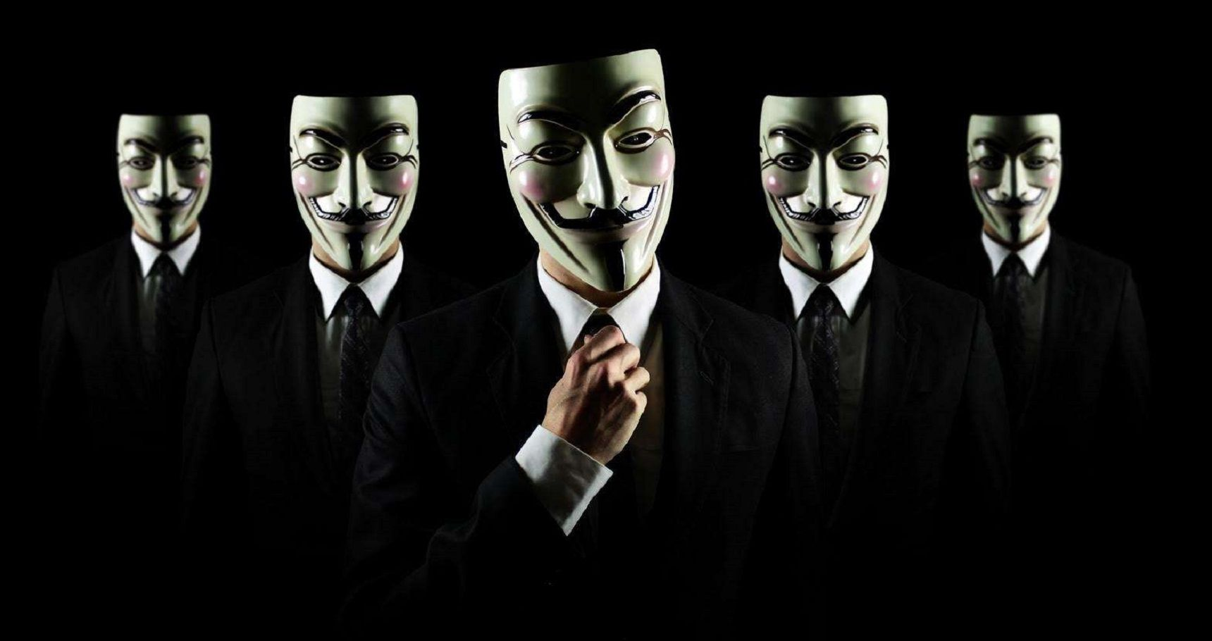 The 10 Most Shocking Secrets Revealed By Hacker Group Anonymous